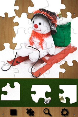 Screenshot Alli's Jigsaw Puzzle