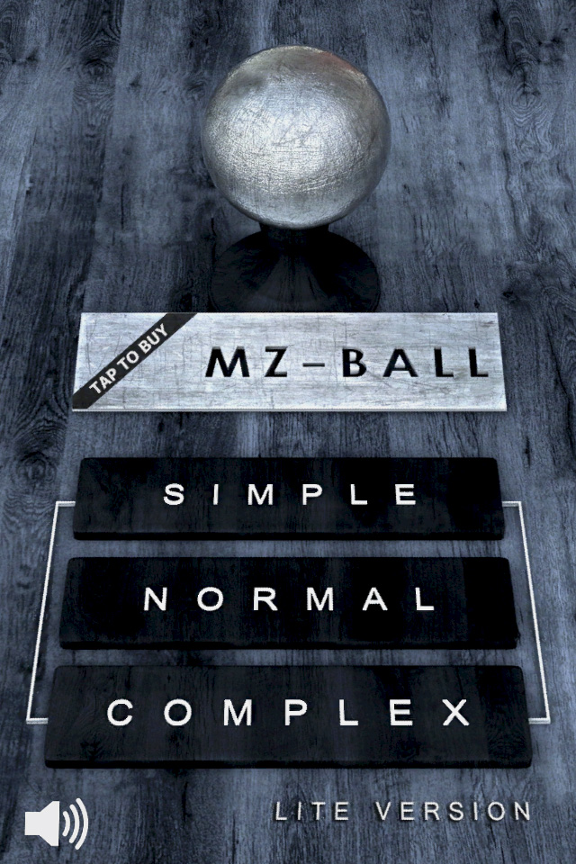 Screenshot MZ BALL HD 3D LITE